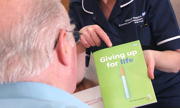 Supporting patients to make lifestyle behaviour changes