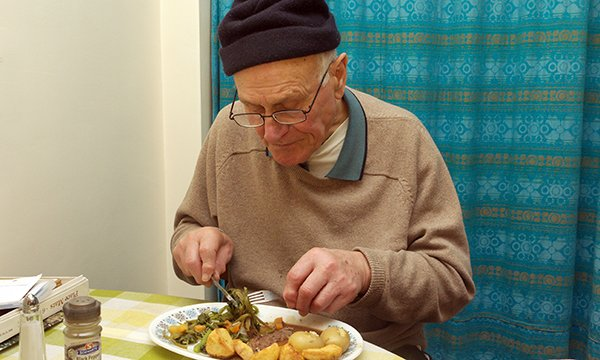 Malnutrition and older people
