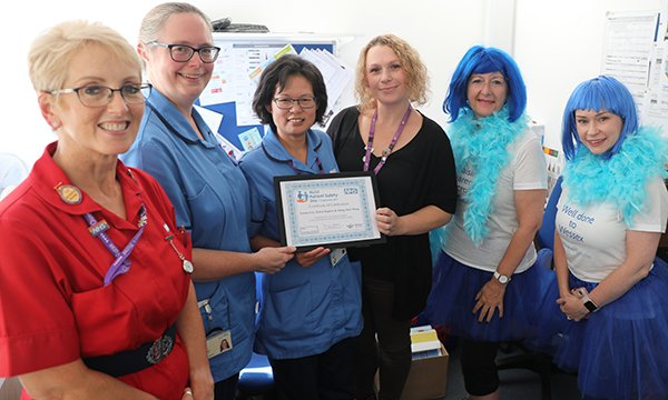 Diabetes nurses at Solent NHS Trust have developed a tool to support community nurses caring for housebound patients with diabetes