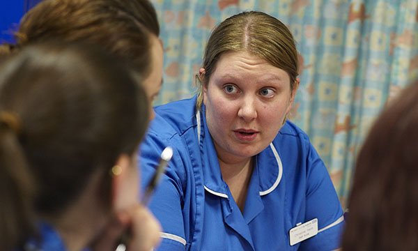 Effect of authentic leadership on newly qualified nurses: a scoping review