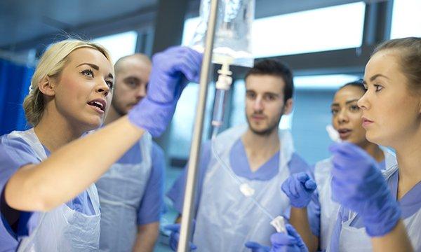 Effective nurse leadership in times of crisis