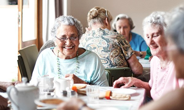 Improving the provision of nutritional care for people living with dementia in care homes
