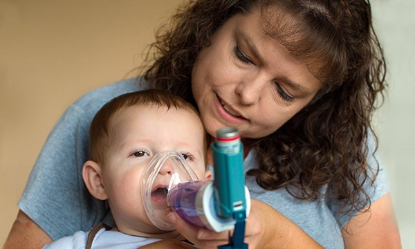 Biological basis of child health 5: development of the respiratory system and elements of respiratory assessment