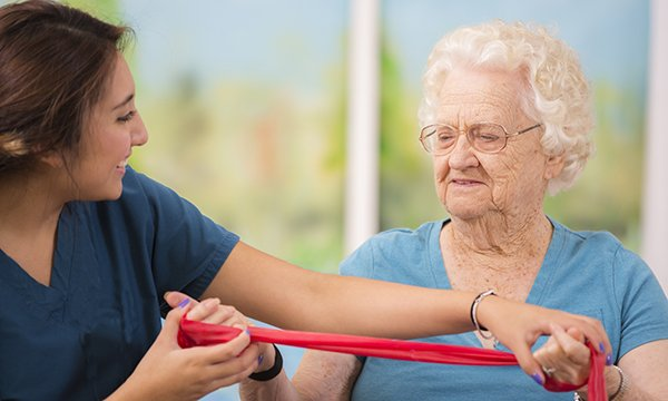 How can identifying and grading frailty support older people in acute and community settings?