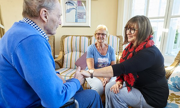 New dementia module for nurses
