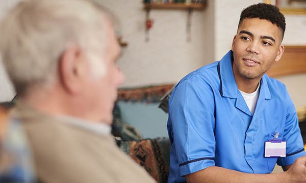 Dignity, well-being and identity: a qualitative study of older people's interpretations of how healthcare workers speak to them